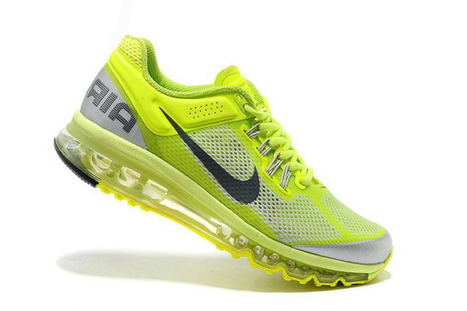 Air Max+ 2013 Gradient Green-Silver Nike Womens Size Shoes | new and popular list | Scoop.it