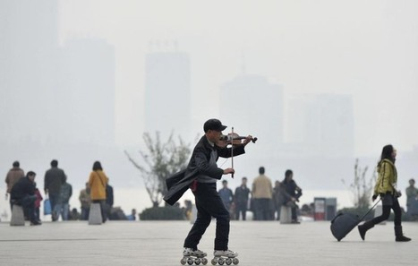 China sets targets for curbing air pollution | Sustain Our Earth | Scoop.it