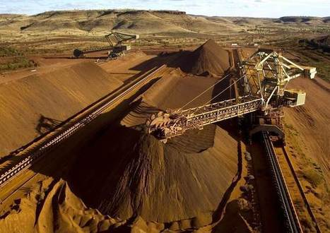 The Boom: Iron ore and Australia   IMCC 8 Society and Environment   Scoop.it