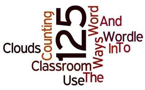 Word Clouds: 125  Ways... And Counting... To Use Wordle In The Classroom | TEFL & Ed Tech | Scoop.it