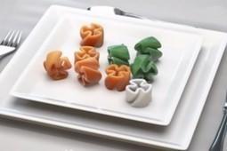 Barilla veut imprimer des pâtes en 3D | Vin, gastronomie, épicure... | Scoop.it