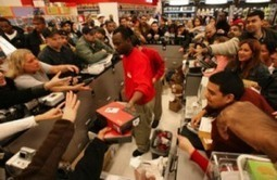 Half of all Black Friday shoppers bought electronic gadgets | E-commerce, logistique, search marketing | Scoop.it