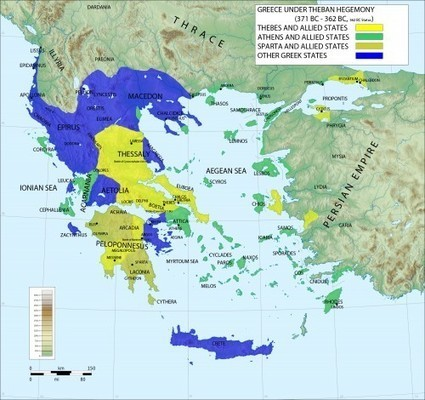 Greece | The Collapse of Ancient Rome and Greece | Scoop.it