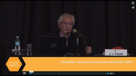 Juan Ignacio Pozo: Leer para aprender en la era digital. Nuevos retos, nuevas posibilidades + GUÍA DIDÁCTICA - Fundación Luminis | Pedagogía 3.0 | Scoop.it