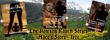 BIG Sale- both Texas Haven and Ryelee's Cowboy are only $3.99. Alice's Story- FREE | Authors, writers, readers exchange | Scoop.it