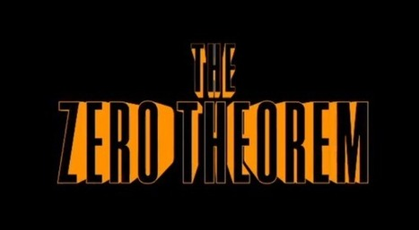 Zero Theorem, le prochain film de SF de Terry Gilliam se dévoile ... - Le Journal du Geek | onetopic | Scoop.it