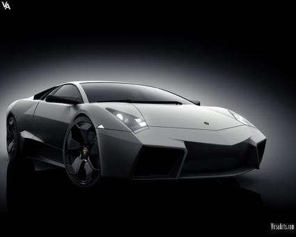 Black Lamborghini | High Resolution Wallpapers | Scoop.it