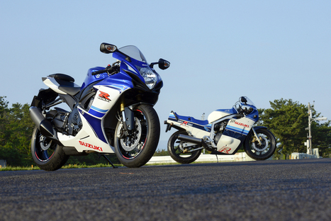 Free Motorcycle Live Tickets for GSX-R Owners | Motorcycle Industry News | Scoop.it