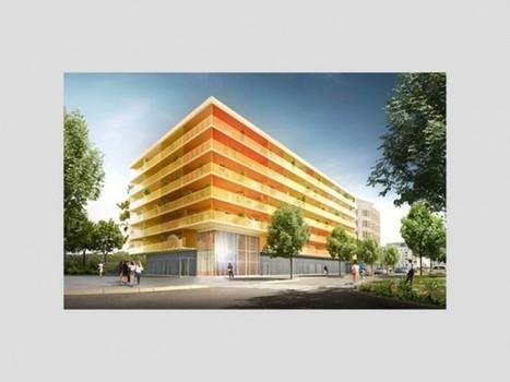 Une résidence étudiante entièrement connectée à Toulouse | L'usager dans la construction durable | Scoop.it