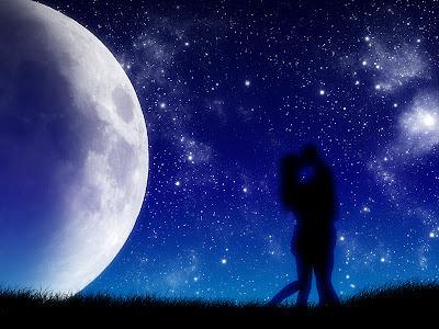 Να σε φιλω και να βλεπω το φεγγαρι ... | a dream is a wish | Scoop.it