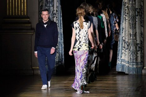 What Drives Fashion Designer Dries Van Noten - Daily Beast | folklore | Scoop.it
