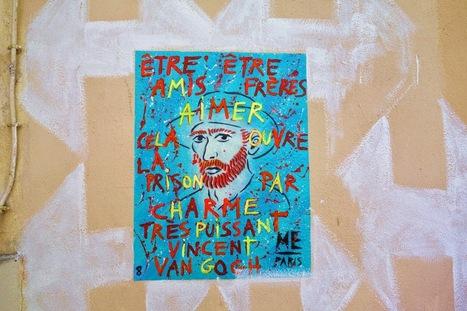 Sunday Street Art : Me Paris - rue de Savies - Paris 20   Paris la douce   Richard and Street Art   Scoop.it