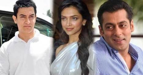Bollywood News:सलमान नहीं, आमिर के साथ फिल्म करेंगी दीपिका | Bollywood News | Scoop.it