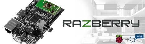 Razberry : Transformez votre Raspberry en serveur de domotique | HighTech Actus | Scoop.it
