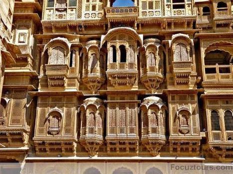 Jaisalmer Tourist Places | Webpages I like | Scoop.it