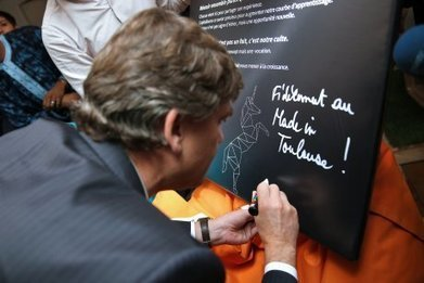 Arnaud Montebourg, nouvelle égérie des startups toulousaines ? | Toulouse networks | Scoop.it