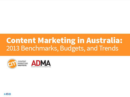Content Marketing Far More Popular in Australia than in North America and the UK - Everything PR | Digital PR | Scoop.it