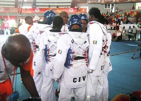 Taekwondo / Coupe du monde : Les Ivoiriennes en demi-finale - Abidjan.net | coupe du monde taekwondo | Scoop.it