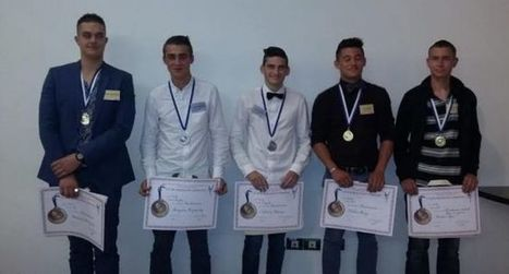 Des médaillés au lycée Philippe-Tissié   Lycée des métiers Philippe Tissié à Saverdun (Ariège)   Scoop.it