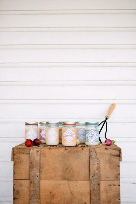 Concours | Blanche et Léontine vous offre de jolies bougies ! | décoration & déco | Scoop.it