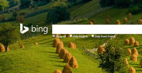 Bing propose d'avoir une conversation avec vous | François MAGNAN  Formateur Consultant | Scoop.it