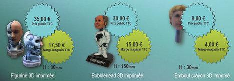 Impression 3D : quoi de neuf ? | Infographie 3D | Scoop.it