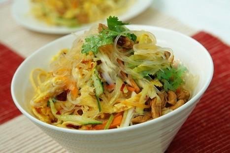 Miến trộn ngũ sắc | mrsach.com.vn | Cách nấu ăn | Scoop.it