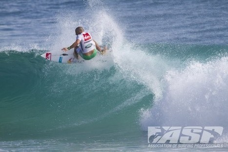 Tiago Pires Questionable For Billabong Rio Pro - The Drifting Thru | surfer | Scoop.it