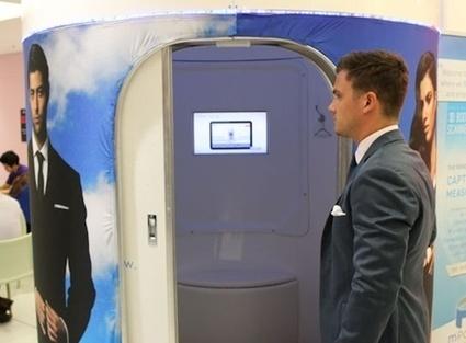 Mannequin 3D chez eBay et cabines d'essayage virtuelles chez Carrefour | high-tech, tendances et prospective | Scoop.it