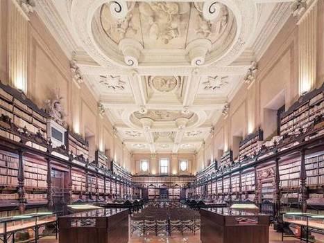 House of Books : perspective sur les bibliothèques du monde | Bibliothèque et Techno | Scoop.it