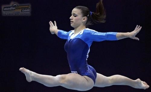 La gimnasta brasileña Jade Barbosa, excluida del equipo olímpico – Juegos olímpicos de verano – Noticias, última hora, vídeos y fotos de Juegos olímpicos de verano en lainformacion.com