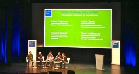 L'Ecohabitat, révélateur de compétences | D'Dline 2020, vecteur du bâtiment durable | Scoop.it