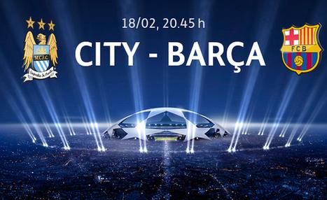 Fan Expérience, Man city lance une appli pour ses adversaires - Digital Sport | Innovation and digital soccer | Scoop.it