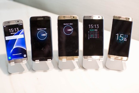Samsung Galaxy S7 and S7 Edge bring back all the features the GS6 left out | Samsung mobile | Scoop.it