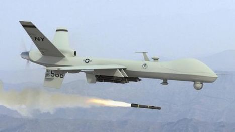 'US drone strikes supreme war crime' | Saif al Islam | Scoop.it
