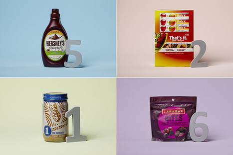 Packaged Foods' New Selling Point: Fewer Ingredients | The EcoPlum Daily | Scoop.it
