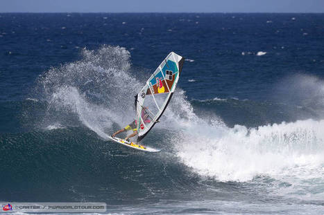 WIND Magazine - JP Aloha Classic: And the boss is... Levi Siver! | windsurf | Scoop.it