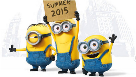 Minions – Prequel to Despicable Me | Think Create and Do | Scoop.it