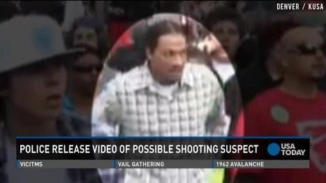 4/20 shooting: YouTube video shows possible suspect - USA Today - USA TODAY | videotechnik | Scoop.it