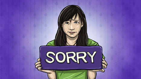 The Best Ways to Apologize When You Screw Up At Work or At Home | BeBetter | Scoop.it