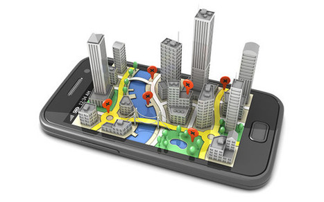 5 Cities Benefiting From Mobile Apps | Cyrilr's  Digital Innovation & Marketing Selection | Scoop.it