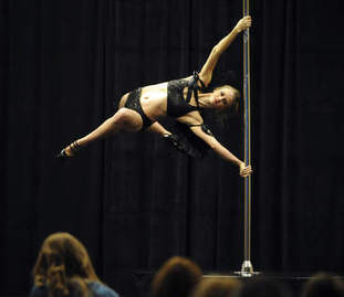 Pole-dancing competition features the best of the best - Chicago Sun-Times | Dance | Scoop.it