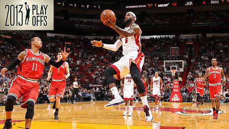 The NBA Playoffs' Burning Questions | Miami sports media | Scoop.it
