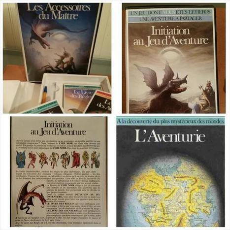 Oeil Noir et Nostalgie sur la page Facebook de Roliste.TV | Imaginaire et jeux de rôle : news | Scoop.it