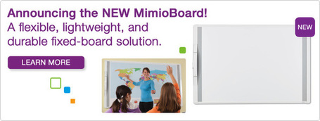 Mimio Interactive Teaching Technologies | (Mixórdia de) Tecnologias Educativas | Scoop.it