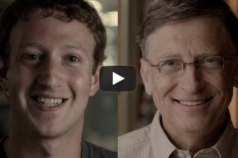 Code.org: Solving our CS shortage, The 1 Minute Video w Gates, Zuck, Will.i.am | On Learning & Education: What Parents Need to Know | Scoop.it