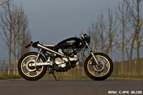 Vincent's Ducati | Shed built bikes | Desmopro News | Scoop.it