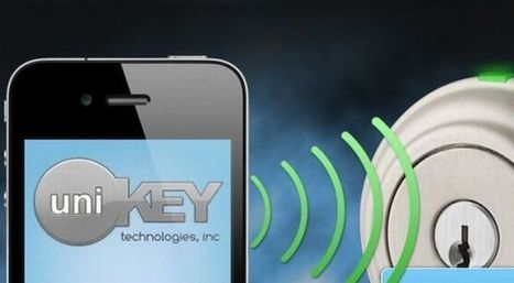 UniKey, Revolution Key to Your Home | Hi-Techs | Ultimate Technology Info and Reviews | Technology | Scoop.it