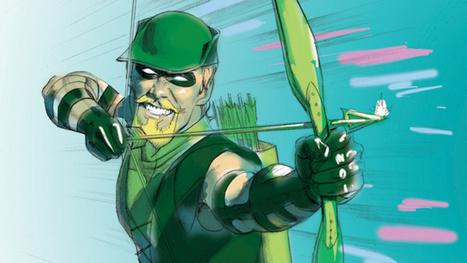 16 Trick Arrows That Make Green Arrow's Boxing Glove Arrow Look Cool | CW's Arrow | Scoop.it