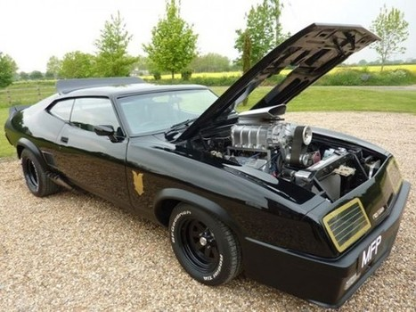 Mad Max : Ford Falcon XB GT Interceptor à vendre | Auto , mécaniques et sport automobiles | Scoop.it